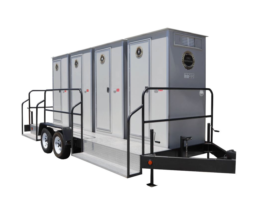 upscale portable restrooms